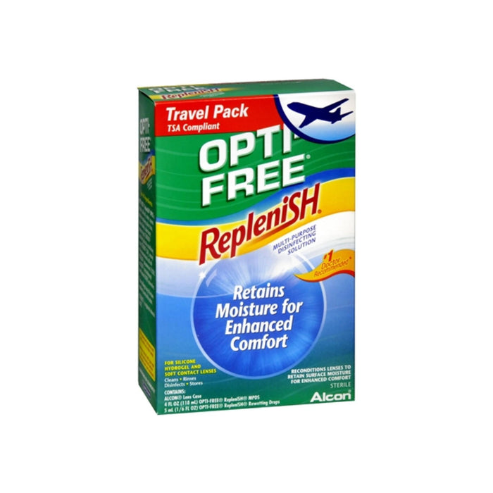 OPTI-FREE RepleniSH Multi-Purpose Disinfecting Solution Travel Pack 1 Each