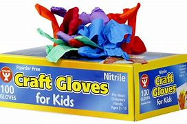 Hygloss Craft Gloves for Kids