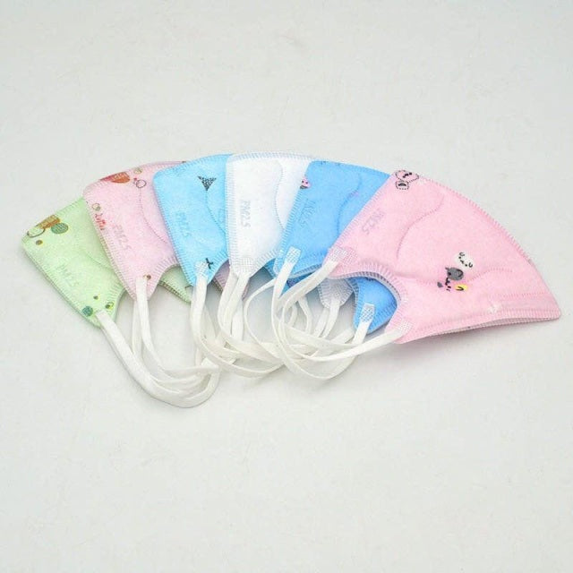 Kid's KN95 Face Mask 5 pack