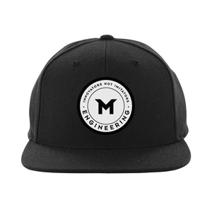 M Engineering Snap Back Hat