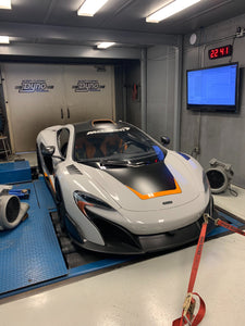 McLaren M838T - Single File Calibration