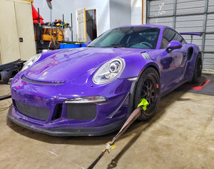 Porsche 991.1 GT3 / GT3 RS ECU Tuning