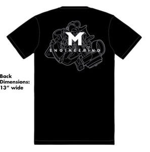 NEW M Engineering T Shirt