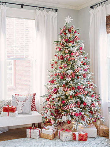 Candy can Christmas tree