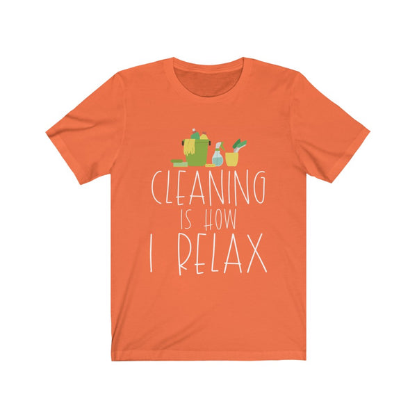 Cleaning Is How I Relax