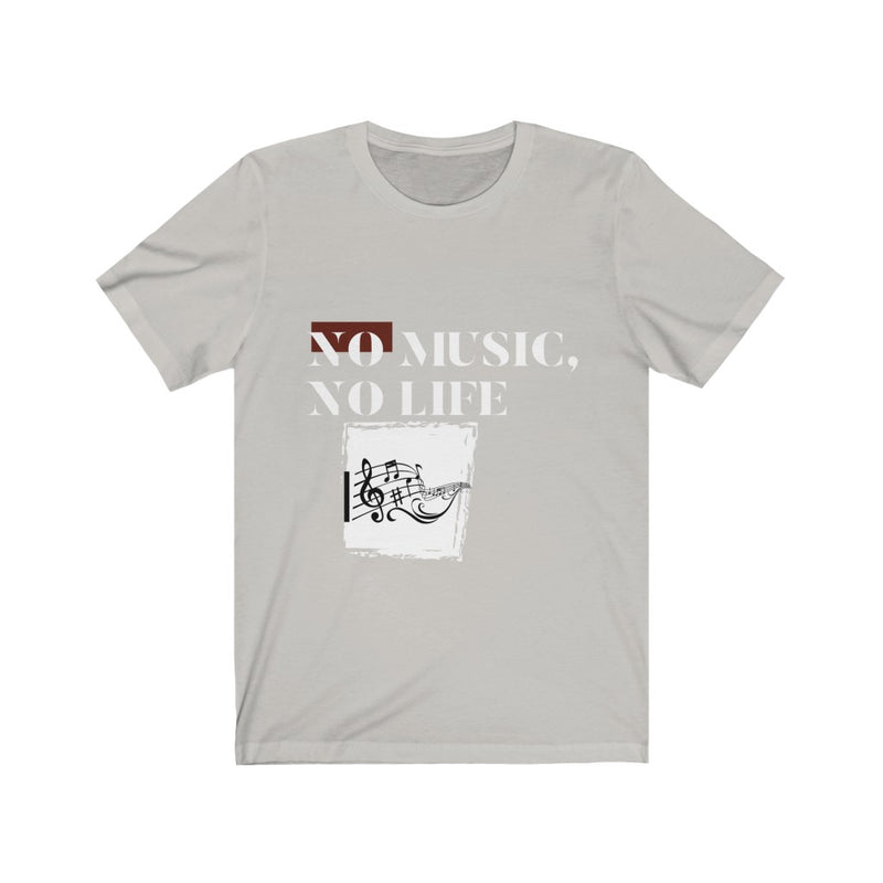 NO MUSIC , NO LIFE T Shirt