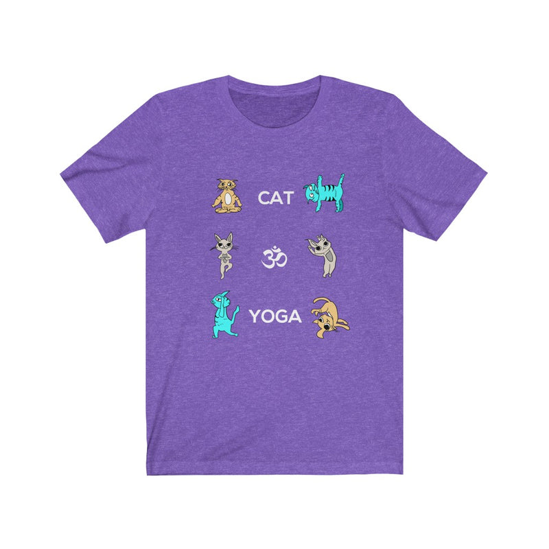 Cat And Yoga