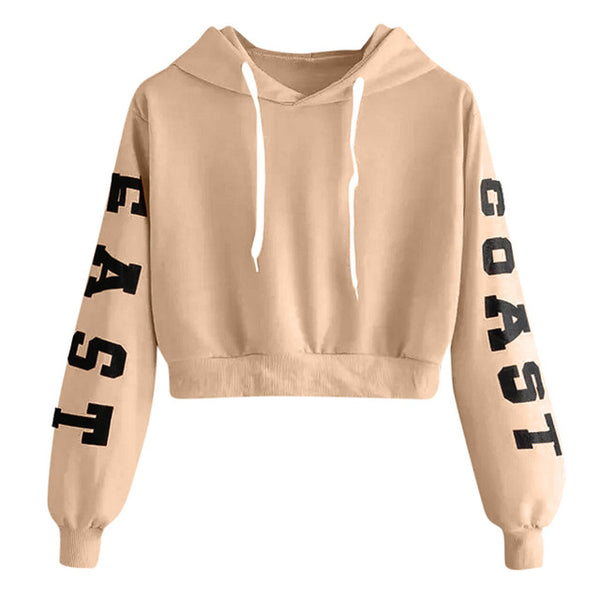 Cropped Hoodies for Women