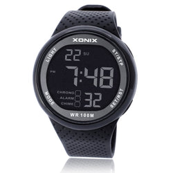 Fashion Men Waterproof 100m Outdoor Fun Digital Watch
