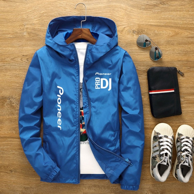 DJ Pioneer PRO hooded jacket