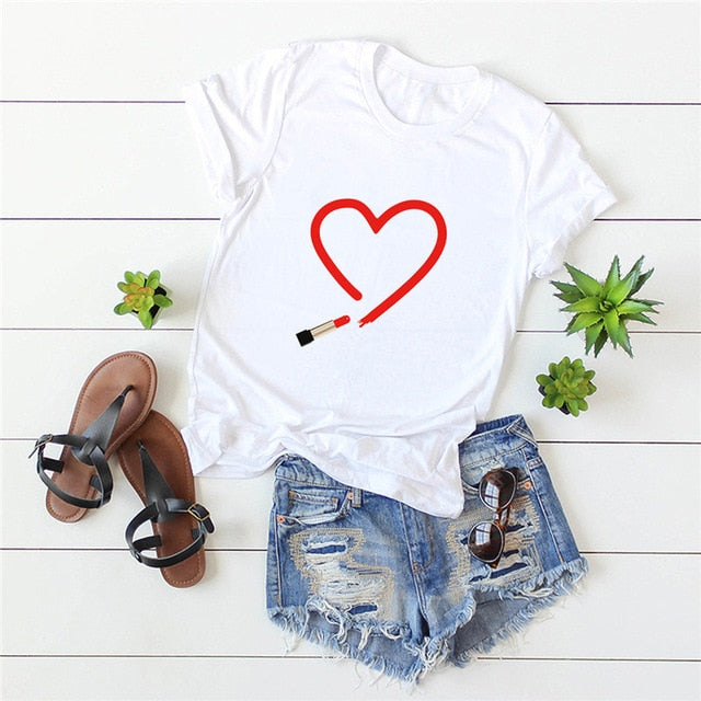 New Love Heart 🧡 T Shirt