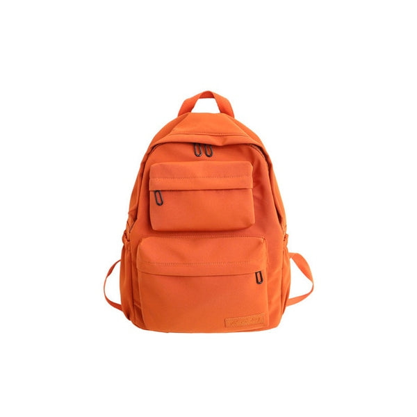 Waterproof Nylon Backpack for Women
