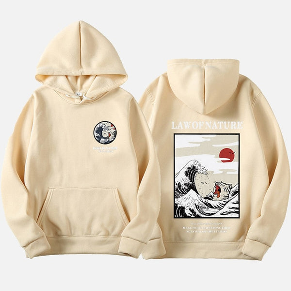 Autumn WAVE Hoodies