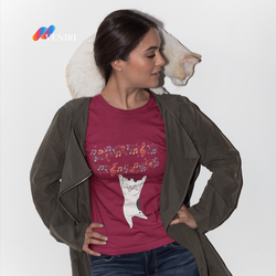 MUSIC CAT T Shirt