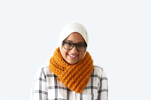 Claire Infinity Scarf