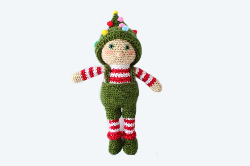 Ollie the Elf Plush