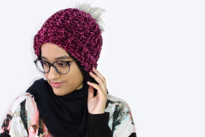 Juliet Beanie - Crochet Pattern