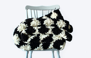 Sofie's Throw - Crochet Pattern