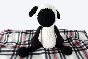 Sammy the Sheep - Crochet Pattern
