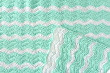 Load image into Gallery viewer, Summer Waves Baby Blanket - Crochet Pattern