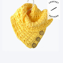 Load image into Gallery viewer, The Lemonade Scarf - Crochet Pattern