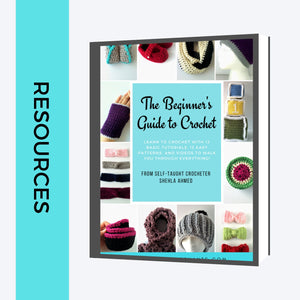 Crochet Ebook: The Beginner's Guide to Crochet