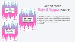 Make it Happen: 2020 Guidebook
