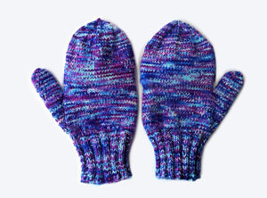 Athena Convertible Gloves - Kniting Pattern