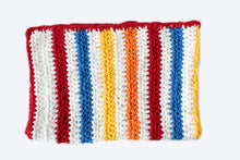 Load image into Gallery viewer, Stripey Days Baby Blanket - Crochet Pattern