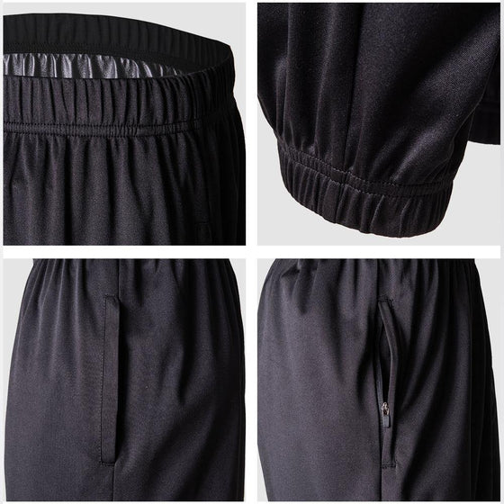 MUMUSK Sauna Suit Men Warm-up Pants - MUMUSK