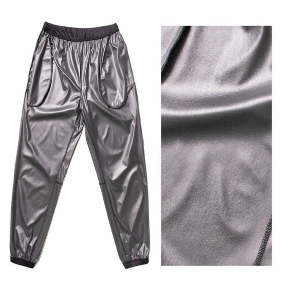 MUMUSK Sauna Suit Women Warm-up Pants - MUMUSK