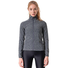 POINT FIXE Tight Pullover Black Yoga Sweat Jacket