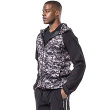 MUMUSK Sauna Suit Military Jacket