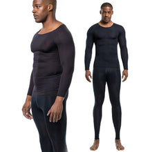 UNDERSKIN Men's Inner-Wear Set Black - MUMUSK