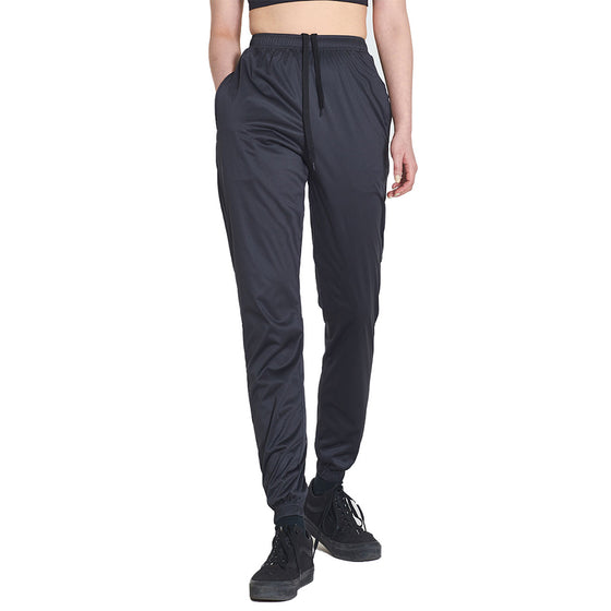 MUMUSK Women Hotmelt Coated Warm-up Pants
