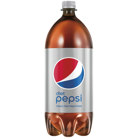 Diet Pepsi - 2 Liter - Earth's Basket