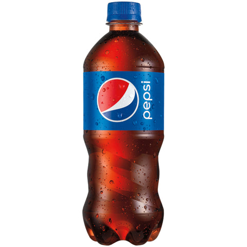 Pepsi-- 20 Oz Bottle - Earth's Basket