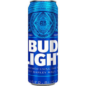Bud Light® Beer, 25 fl. oz. Can - Earth's Basket