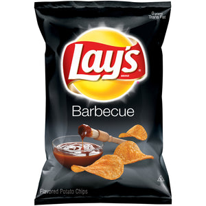 Lays BBQ - Earth's Basket