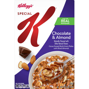 Kellog's Cereal -- Special K Chocolate Almond - Earth's Basket