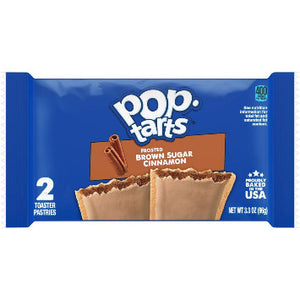 Pop Tarts -- Brown Sugar CInnamon - Earth's Basket