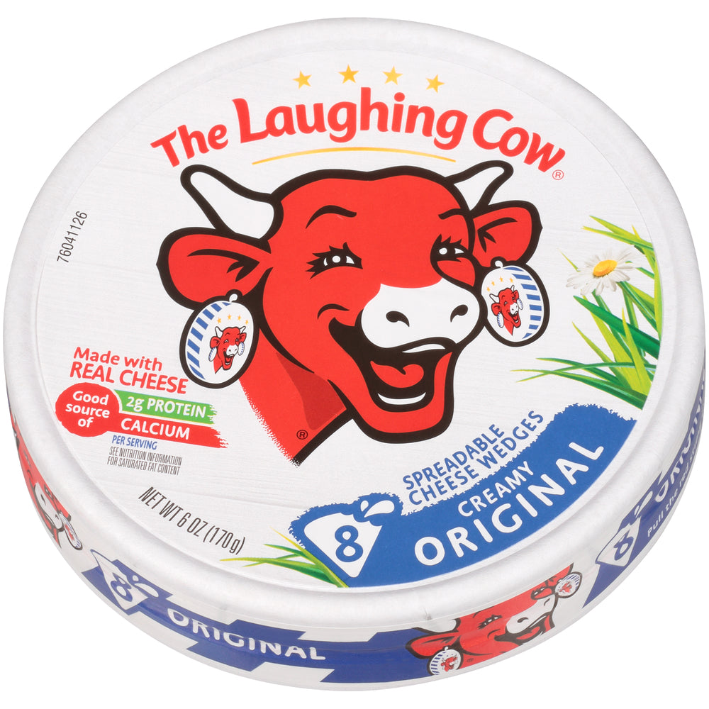 The Laughing Cow Cheese - Earth's Basket