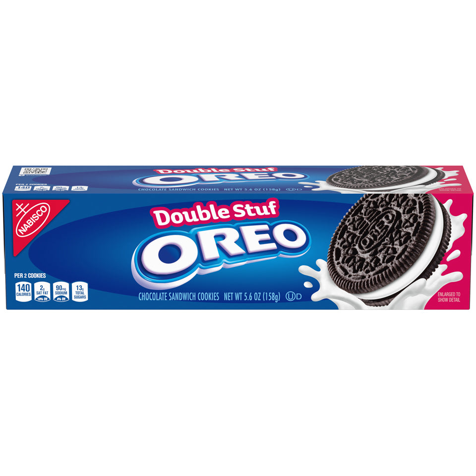Oreo Cookies 5.2 Oz -- Double Stuffed - Earth's Basket