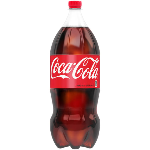 Coca Cola Original - 2 Liter - Earth's Basket
