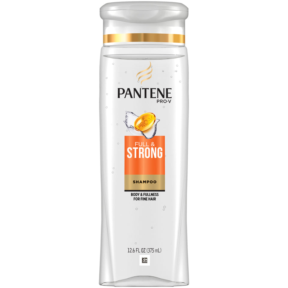 Pantene Pro-V Full & Strong Shampoo, 12.6 fl oz