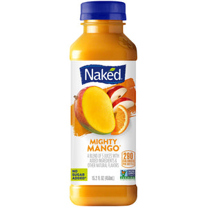 Naked Juice Mighty Mango 15.2oz Bottle - Earth's Basket