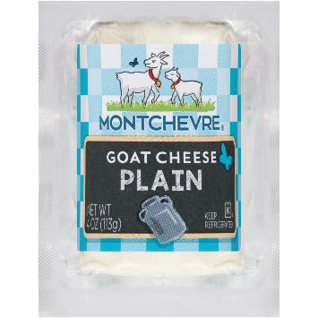 Montchevre Cheese -- Goat Cheese Natural 3.5 oz - Earth's Basket