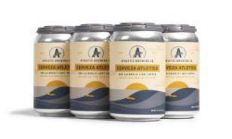 Athletic Brewing Cerveza Atletica - Earth's Basket