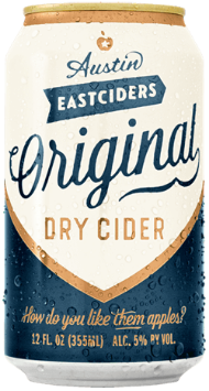 Austin Eastciders Original Dry Cider - Earth's Basket