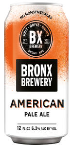 Bronx Brewery American Pale Ale 6x 12oz Can - Earth's Basket